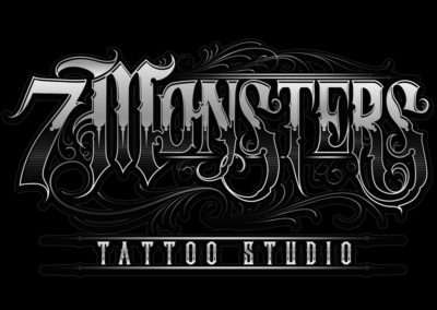 7 Monsters Tattoo